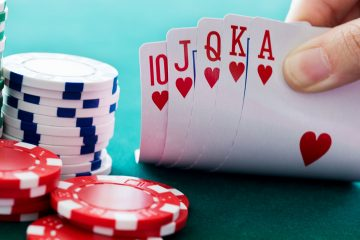 How to Win Playing Online Poker Gambling Quickly